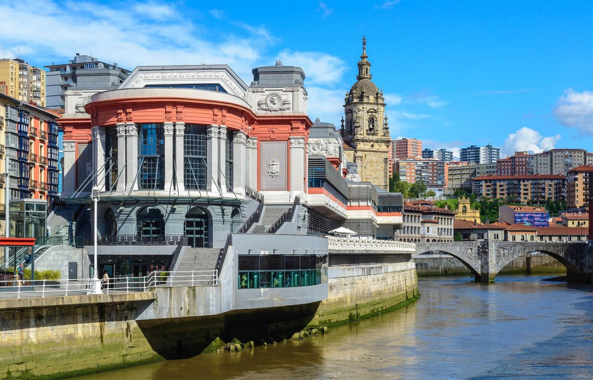 Bilbao and Guggenheim Museum